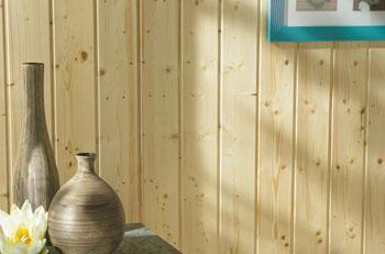 Installation de lambris sur mur et plafond fourniture et for Poser du lambris au mur