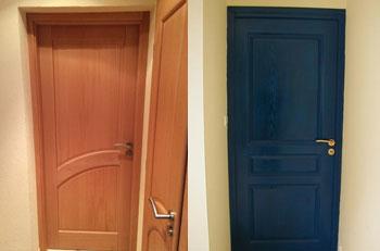 remplacer ses portes fourniture et pose pour refaire ses portes. Black Bedroom Furniture Sets. Home Design Ideas