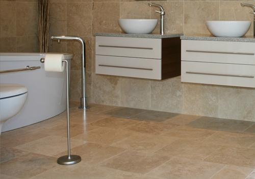 Changer le carrelage de sa salle de bain travaux pour pose for Changer carrelage salle de bain