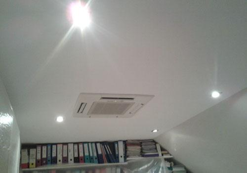 Systeme De Climatisation Centrale  Installation Pour Maison Et Bureau