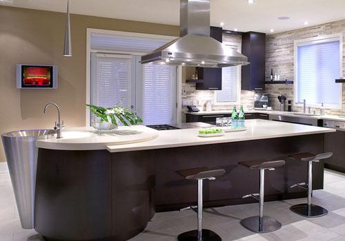 Stunning cuisine moderne meuble colonne de cuisine pas for Acheter une cuisine equipee pas cher