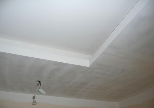 Awesome faux plafond couloir contemporary for Faux plafond en pvc