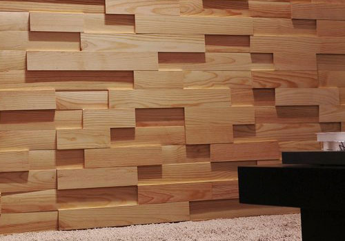 latte en bois pour mur. Black Bedroom Furniture Sets. Home Design Ideas