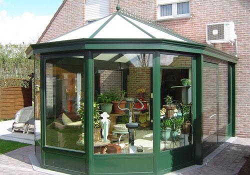 Installation de veranda : fourniture et installation a Paris et en IDF