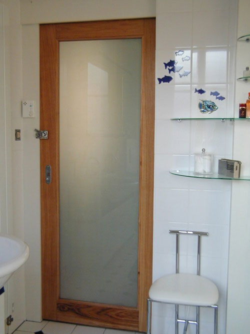 Changer ses portes d interieur fourniture et pose pour for Portes interieures coulissantes vitrees