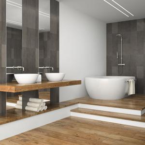 Travaux de renovation pour refaire sa maison ou for Travaux plomberie salle de bain