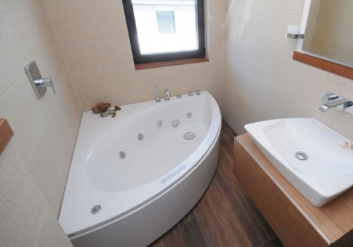 Installation De Salle De Bain Pose De Baignoire Douche Et Toilettes