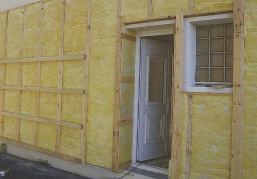 isolation maison laine de verre